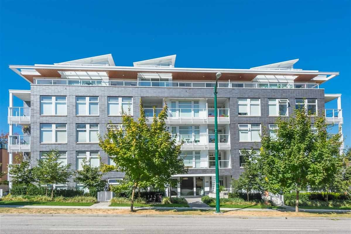 "Main Photo: PH602 4867 CAMBIE Street in Vancouver: Cambie Condo for sale in ""Elizabeth"" (Vancouver West)  : MLS®# R2198873"