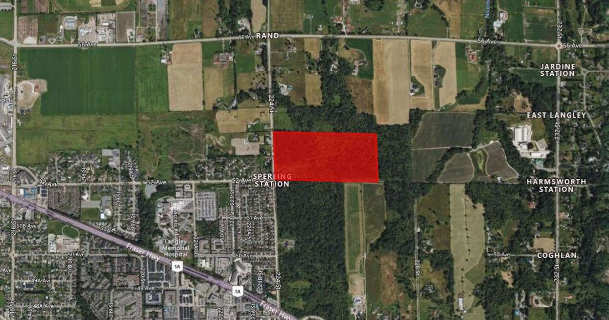 Main Photo: 5208 224 Street in Langley: Salmon River Land for sale : MLS®# R2558228