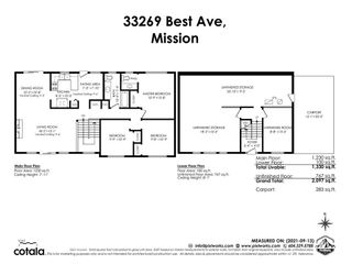 Photo 35: 33269 BEST Avenue in Mission: Mission BC House for sale : MLS®# R2617909
