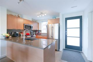 """Photo 3: 325 95 MOODY Street in Port Moody: Port Moody Centre Townhouse for sale in """"THE STATION"""" : MLS®# R2302034"""