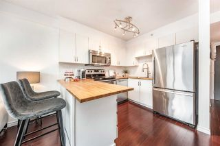 """Photo 5: 404 1633 W 8TH Avenue in Vancouver: Fairview VW Condo for sale in """"Fircrest Gardens"""" (Vancouver West)  : MLS®# R2537315"""