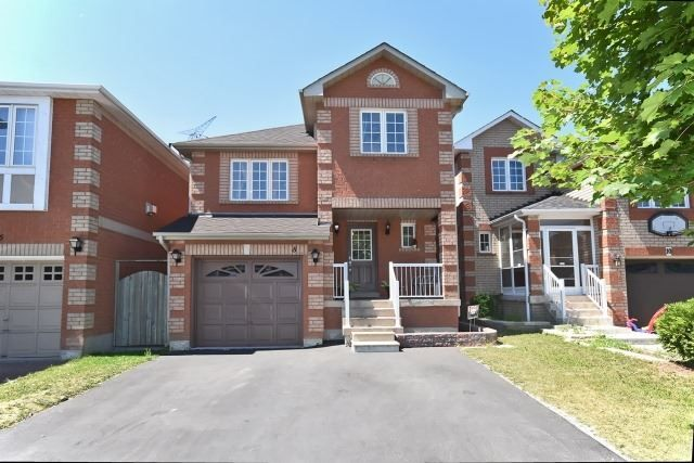 Main Photo: 8 Horstman St in Markham: Freehold for sale : MLS®# N3570183