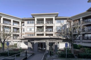 "Photo 1: 124 12238 224 Street in Maple Ridge: East Central Condo for sale in ""URBANO"" : MLS®# R2238823"