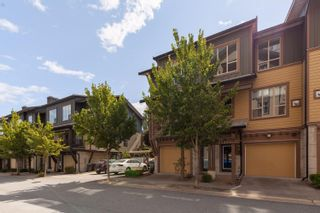 """Main Photo: 38334 EAGLEWIND Boulevard in Squamish: Downtown SQ Townhouse for sale in """"Eaglewind-Streams"""" : MLS®# R2605858"""