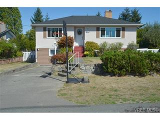 Photo 1: 850 Ferrie Rd in VICTORIA: SW Royal Oak House for sale (Saanich West)  : MLS®# 681966