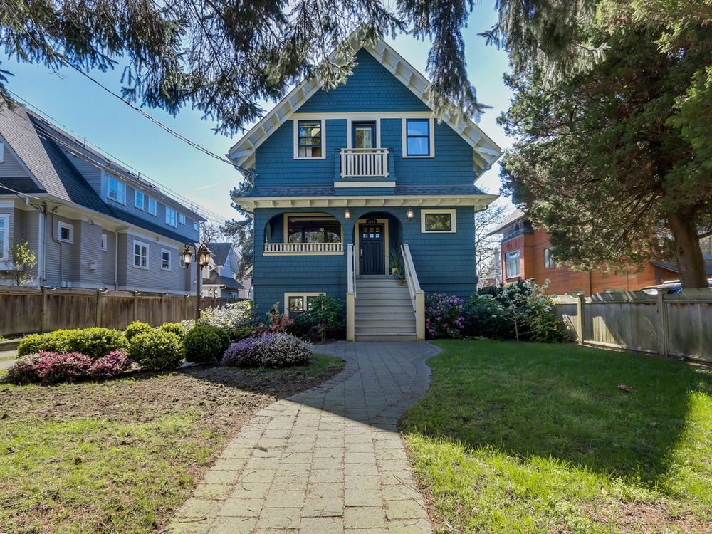 Main Photo: 2328 West 5th Ave in Vancouver: Kitsilano Home for sale ()  : MLS®# R2052692