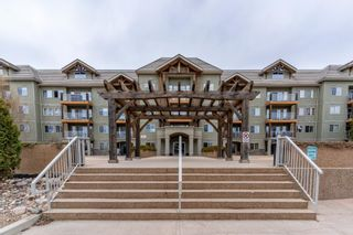 Photo 1: 214 278 SUDER GREENS Drive in Edmonton: Zone 58 Condo for sale : MLS®# E4241668