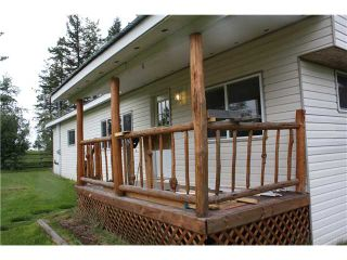 Photo 2: 3039 LIKELY Road in Williams Lake: Horsefly Manufactured Home for sale (Williams Lake (Zone 27))  : MLS®# N208324