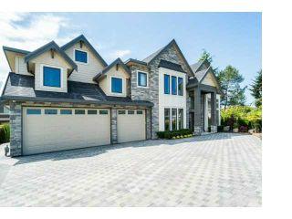 Main Photo: 8651 FAIRWAY Road in Richmond: Seafair House for sale : MLS®# V1127491
