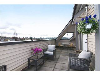 """Photo 8: 309 3709 PENDER Street in Burnaby: Willingdon Heights Townhouse for sale in """"LEXINGTON NORTH"""" (Burnaby North)  : MLS®# V948067"""