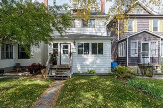 Photo 1: 757 Mulvey Avenue in Winnipeg: Crescentwood Residential for sale (1B)  : MLS®# 202123485