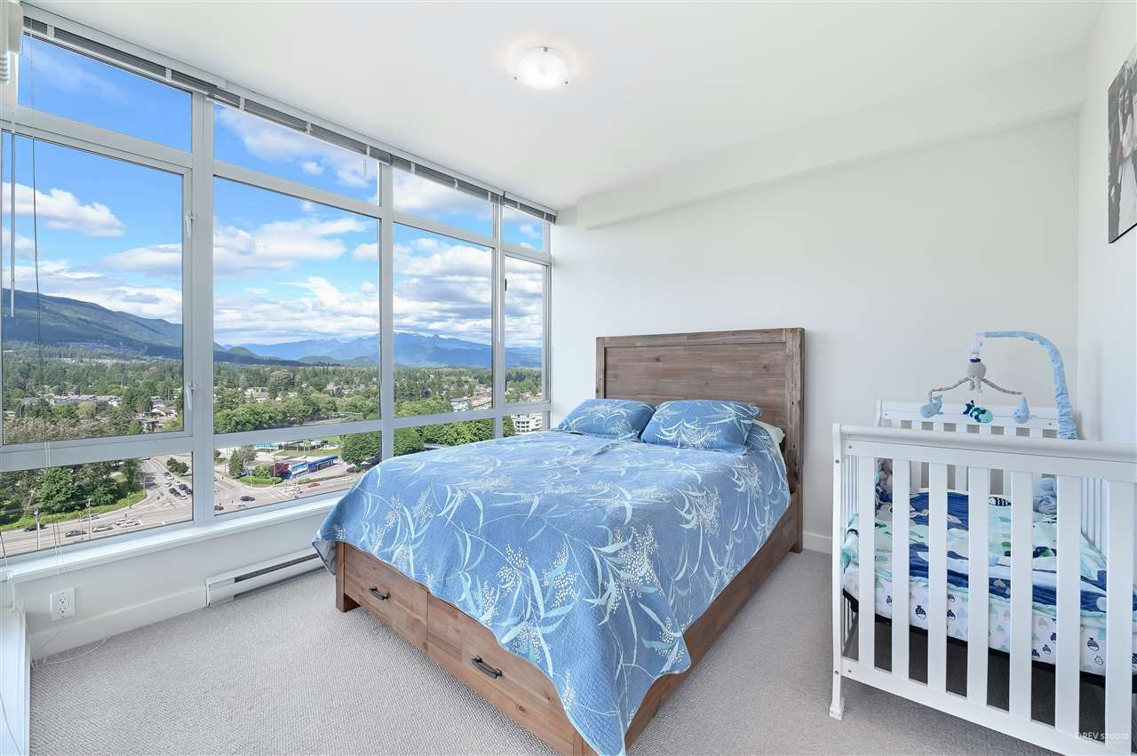 Photo 17: Photos: 2103 2789 SHAUGHNESSY Street in Port Coquitlam: Central Pt Coquitlam Condo for sale : MLS®# R2488534