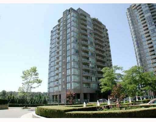 """Main Photo: 703 9623 MANCHESTER Drive in Burnaby: Cariboo Condo for sale in """"CRYSTAL MANOR & STRATHMORE TOWERS"""" (Burnaby North)  : MLS®# V793898"""