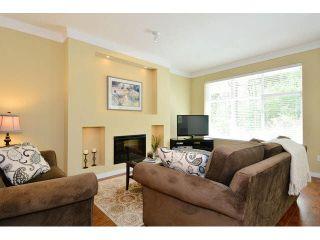 "Photo 3: 73 3009 156 Street in Surrey: Grandview Surrey Townhouse for sale in ""KALLISTO"" (South Surrey White Rock)  : MLS®# F1446840"