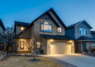 Photo 1: 186 SHEEP RIVER Cove: Okotoks Detached for sale : MLS®# A1097900