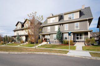 Photo 4: 402 50 Belgian Lane: Cochrane Row/Townhouse for sale : MLS®# A1153936
