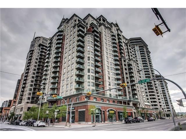 Main Photo: 811 1111 6 Avenue SW in Calgary: Downtown West End Condo for sale : MLS®# C4064861