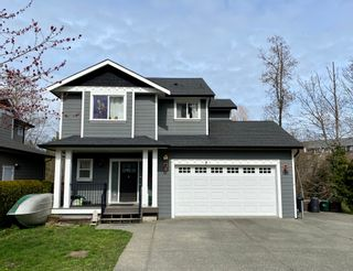 Photo 1: 888 Rowils Cres.  |  Home with Suite for sale in Langford