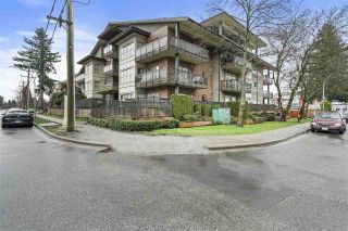 "Photo 2: 207 1988 SUFFOLK Avenue in Port Coquitlam: Glenwood PQ Condo for sale in ""Magnolia Gardens"" : MLS®# R2554495"