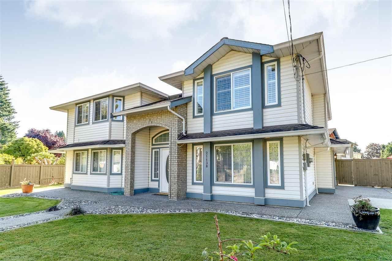 Main Photo: 21138 RIVER Road in Maple Ridge: Southwest Maple Ridge House for sale : MLS®# R2211531