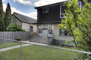 Photo 1: 566 Cathedral Avenue in Winnipeg: Duplex for sale (4C)  : MLS®# 1824463