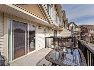 """Photo 30: 42 4401 BLAUSON Boulevard in Abbotsford: Abbotsford East Townhouse for sale in """"The Sage"""" : MLS®# R2554193"""