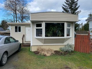 Photo 1: 8 2700 WOODBURN ROAD in CAMPBELL RIVER: CR Campbell River North Manufactured Home for sale (Campbell River)  : MLS®# 835635