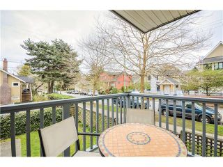 Photo 7: 3091 MANITOBA Street in Vancouver: Mount Pleasant VW Townhouse for sale (Vancouver West)  : MLS®# V1057346