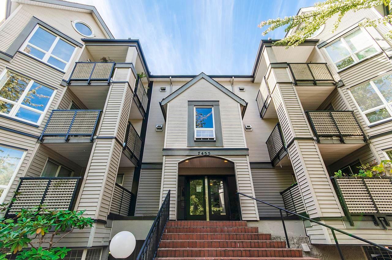 """Main Photo: 201 7455 MOFFATT Road in Richmond: Brighouse South Condo for sale in """"COLONY BAY"""" : MLS®# R2621523"""