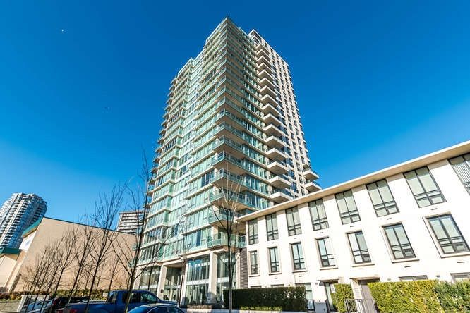 """Main Photo: 405 2200 DOUGLAS Road in Burnaby: Brentwood Park Condo for sale in """"AFFINITY"""" (Burnaby North)  : MLS®# R2134471"""