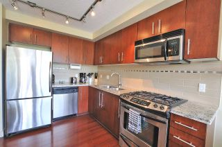 "Photo 2: 508 8288 LANSDOWNE Road in Richmond: Brighouse Condo for sale in ""VERSANTE"" : MLS®# R2377025"