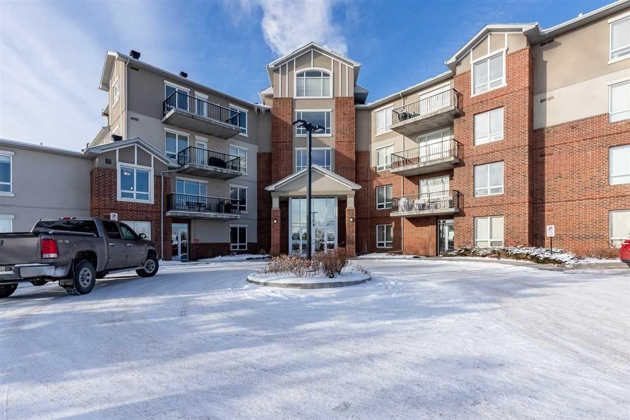 Main Photo: 201 6220 134 Avenue in Edmonton: Zone 02 Condo for sale : MLS®# E4227871