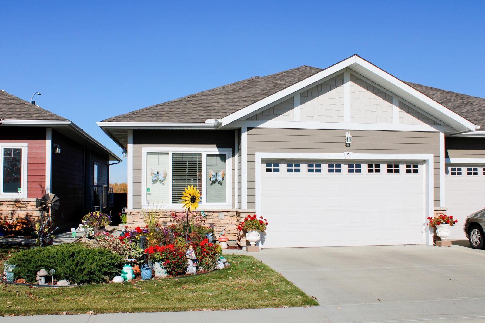 Main Photo: 5 175 MCCONACHIE Drive in Edmonton: Zone 03 House Half Duplex for sale : MLS®# E4266416