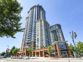 "Photo 1: 808 10777 UNIVERSITY Drive in Surrey: Whalley Condo for sale in ""CITYPOINT"" (North Surrey)  : MLS®# R2184234"