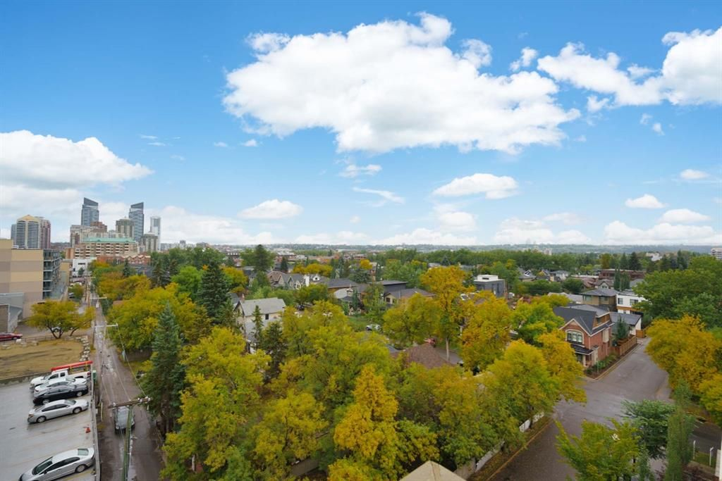 Main Photo: 708 1110 3 Avenue NW in Calgary: Hillhurst Apartment for sale : MLS®# A1153932