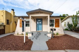 Photo 1: NORMAL HEIGHTS House for sale : 3 bedrooms : 3276-78 Meade Ave in San Diego