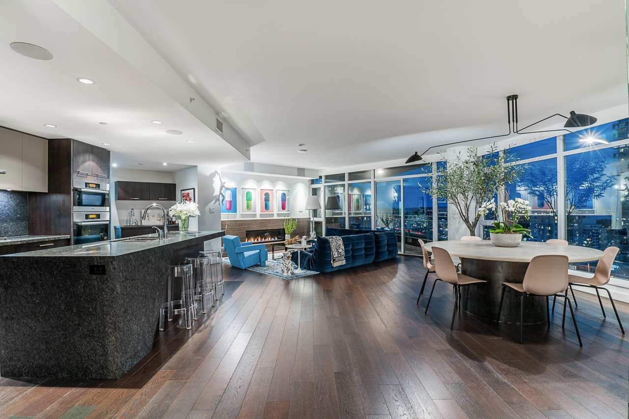 Main Photo: 2201 1372 SEYMOUR Street in Vancouver: Downtown VW Condo for sale (Vancouver West)  : MLS®# R2584453