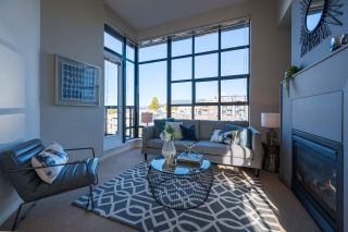 "Photo 2: 603 2268 REDBUD Lane in Vancouver: Kitsilano Condo for sale in ""Ansonia"" (Vancouver West)  : MLS®# R2515978"