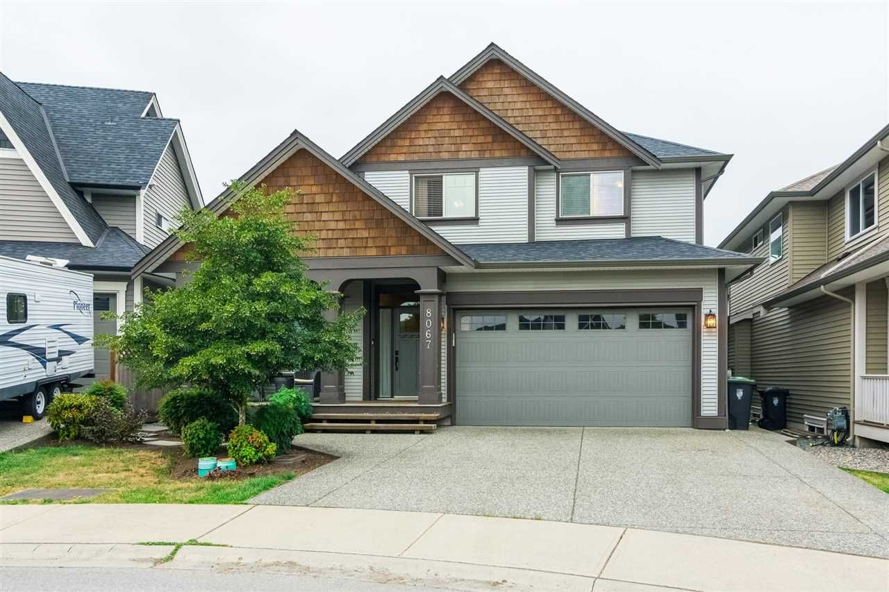 """Main Photo: 8067 210 Street in Langley: Willoughby Heights House for sale in """"YORKSON"""" : MLS®# R2326682"""