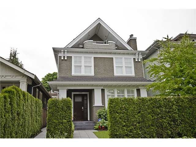 Main Photo: 2956 W 2nd Avenue in Vancouver: Kitsilano Duplex for sale (Vancouver West)  : MLS®# V897012