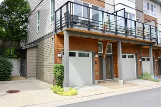 """Photo 2: 14 909 CLARKE Road in Port Moody: College Park PM Townhouse for sale in """"THE CLARKE"""" : MLS®# R2388373"""