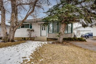 Main Photo: 12112 Canfield Road SW in Calgary: Canyon Meadows Detached for sale : MLS®# A1094764