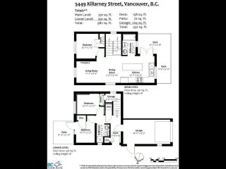 Photo 21: 5449 KILLARNEY in Vancouver: Collingwood VE House for sale (Vancouver East)  : MLS®# R2625114