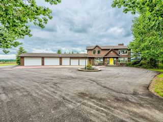 Photo 2: 272186 LOCHEND Road in Rural Rocky View County: Rural Rocky View MD Detached for sale : MLS®# A1068902