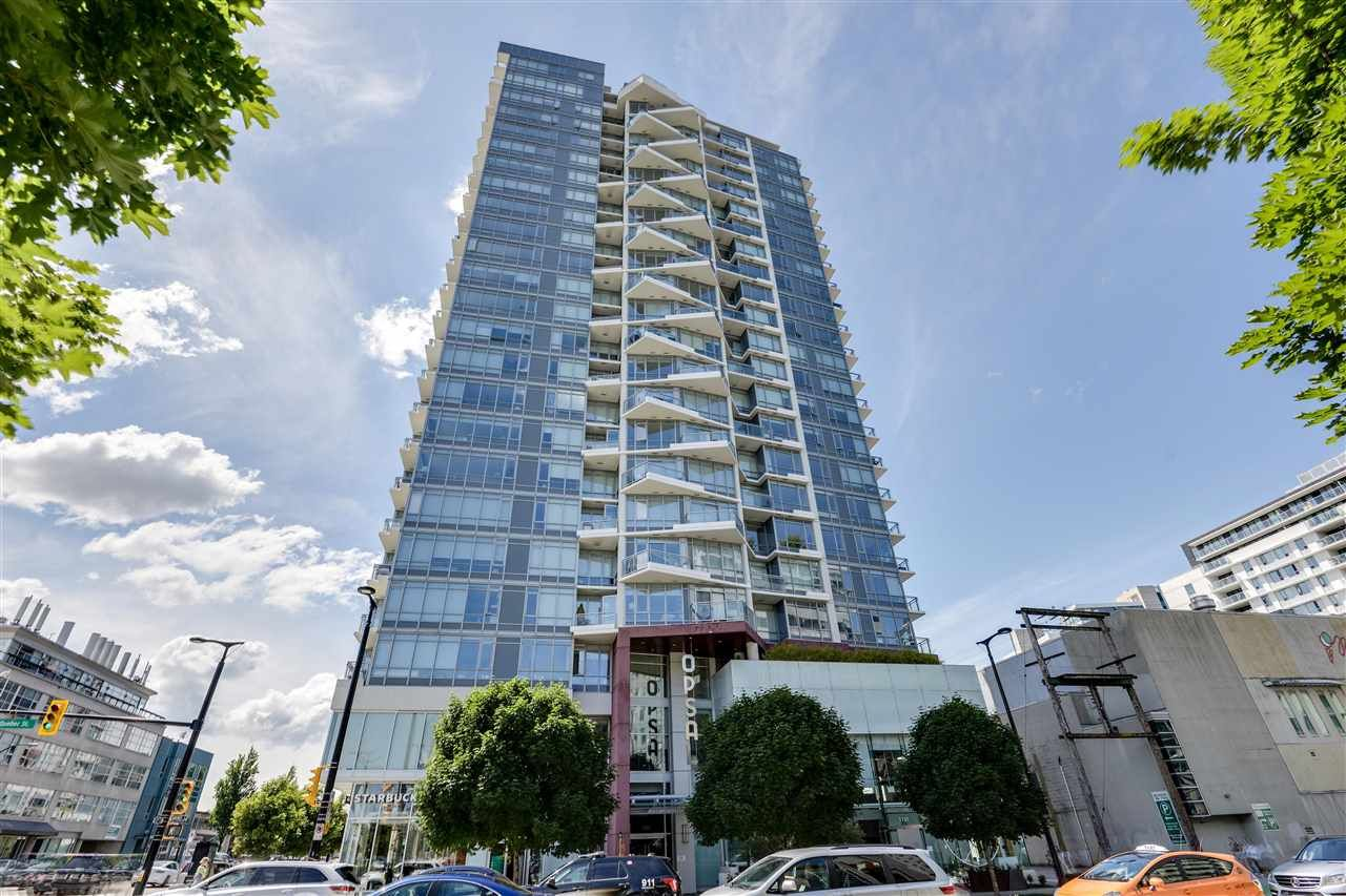 """Main Photo: 302 1775 QUEBEC Street in Vancouver: Mount Pleasant VE Condo for sale in """"OPSAL"""" (Vancouver East)  : MLS®# R2598053"""
