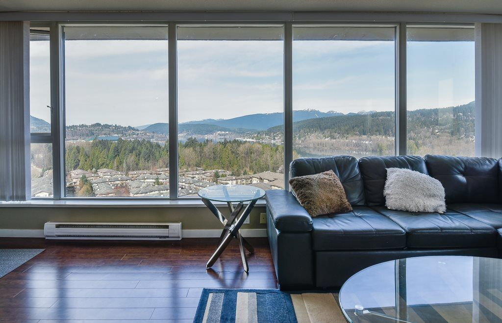 """Main Photo: 2106 651 NOOTKA Way in Port Moody: Port Moody Centre Condo for sale in """"SAHALEE"""" : MLS®# R2352811"""