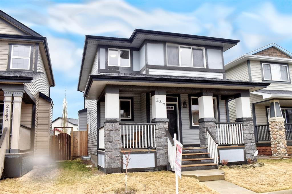 Main Photo: 2047 Reunion Boulevard NW: Airdrie Detached for sale : MLS®# A1095720