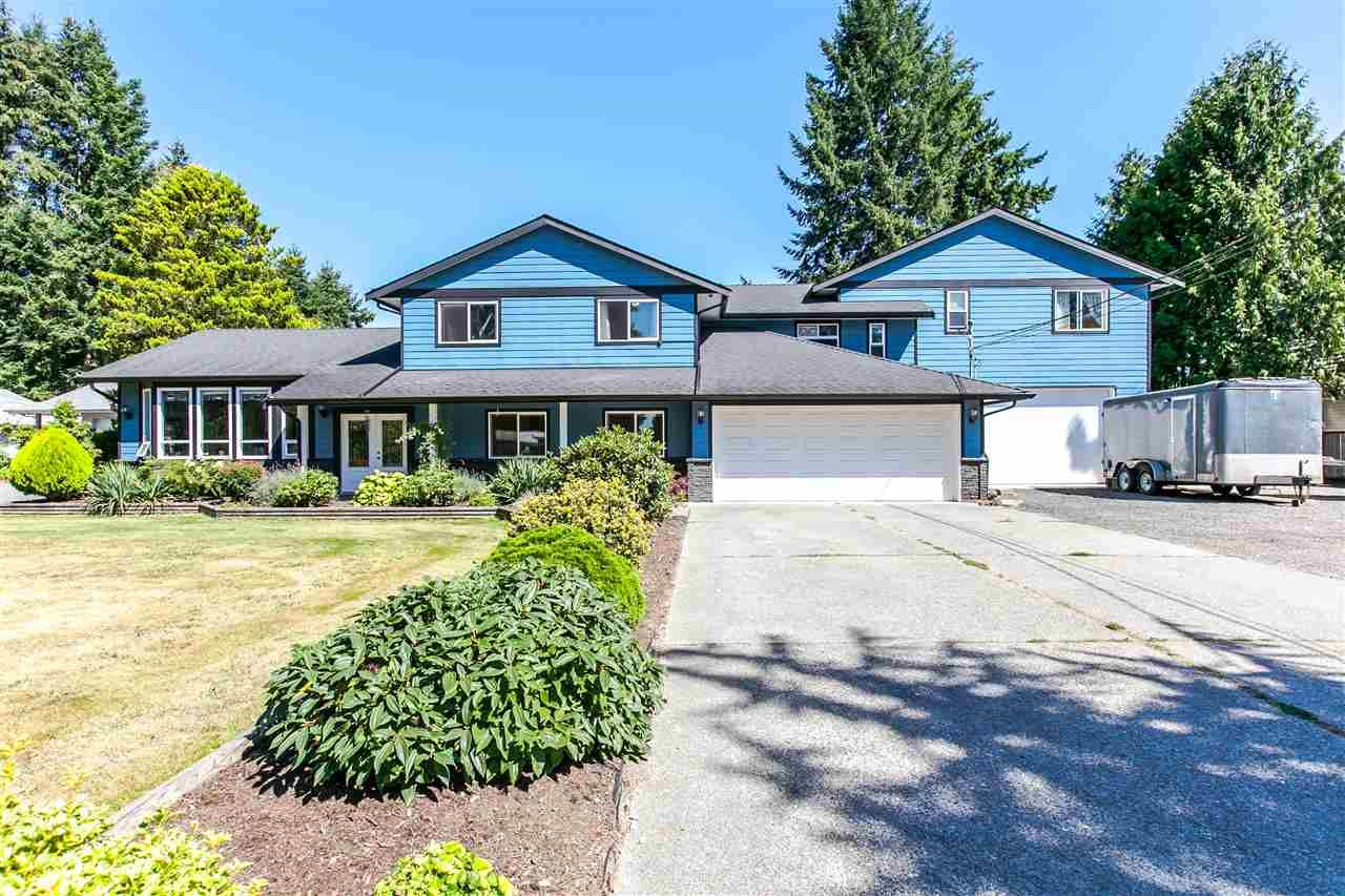 Photo 1: Photos: 5870 248 Street in Langley: Salmon River House for sale : MLS®# R2129536
