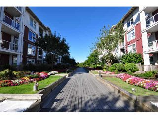 """Photo 4: 316 4500 WESTWATER Drive in Richmond: Steveston South Condo for sale in """"COPPER SKY WEST"""" : MLS®# V1097596"""