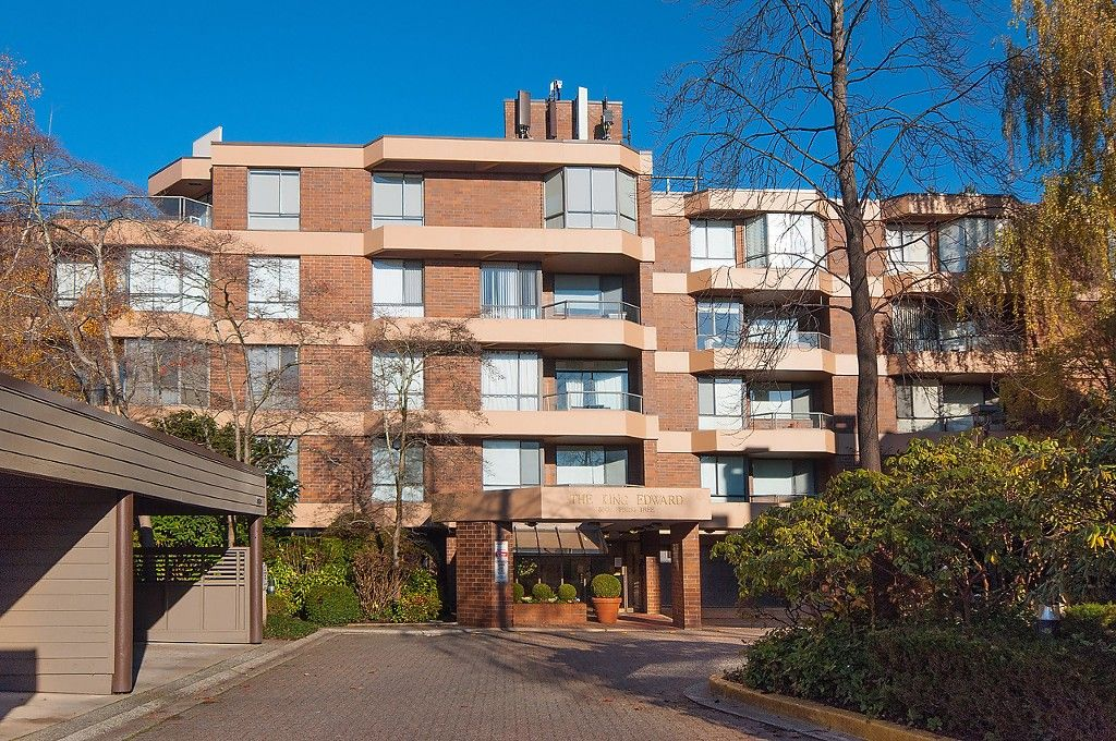 """Main Photo: 508 3905 SPRINGTREE Drive in Vancouver: Quilchena Condo for sale in """"The King Edward"""" (Vancouver West)  : MLS®# R2027494"""